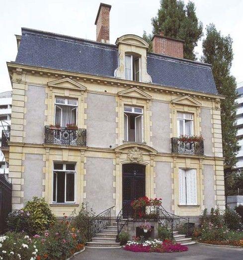 Connu Les 143 meilleures images du tableau Hotel particulier Français  XP43