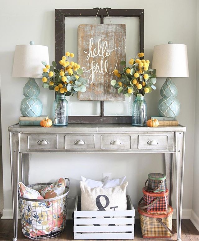 Editorial-worthy Entry Table Ideas Designed with Every Style