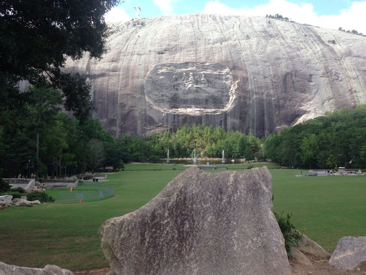 Best scenes around stone mountain park campground images