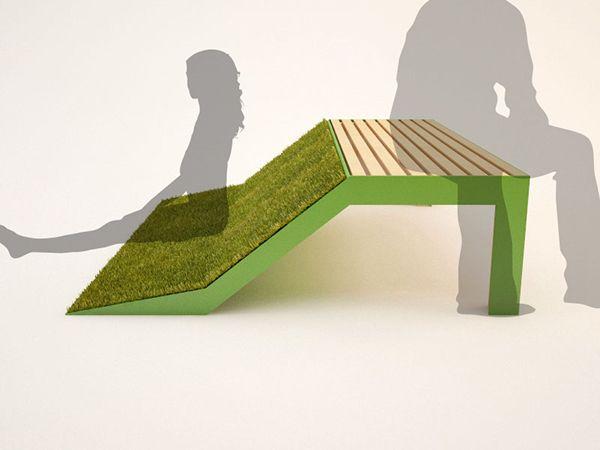 Resultado de imagen para diseño de plazas y espacios publicos  mobiliarioooo