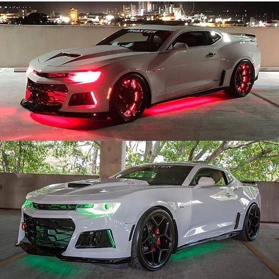 Omg This Is The Best Looking Camaro I've Ever Seen