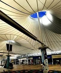 Porirua City, under the canopies