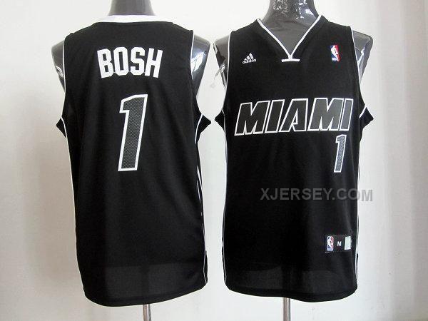 dd9815fa7b5 ... Stitched NBA Jersey httpwww.xjersey.comheat-1-bosh- · Chris BoshMiami  HeatOutlet StoreNew JerseyNbaRevolutionRetailBlack Youth Adidas Miami Heat  ...