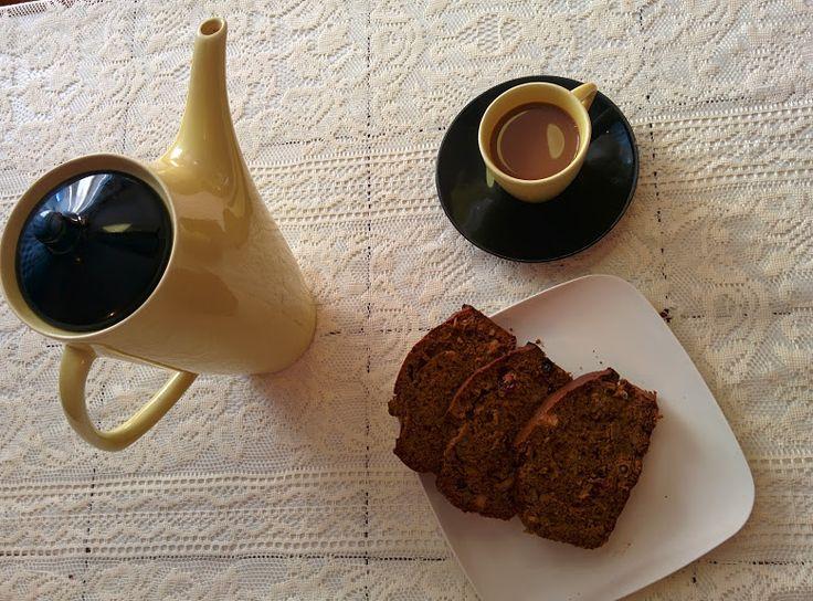 Keks herbaciano-pomarańczowy - przepis na ciasto w sam raz do kawy