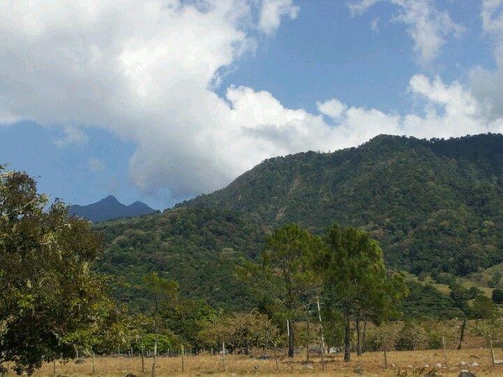Parque Nacional Volcán Barú en Volcán, Chiriquí