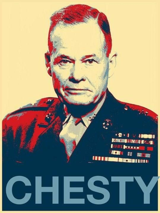 Chesty Puller!