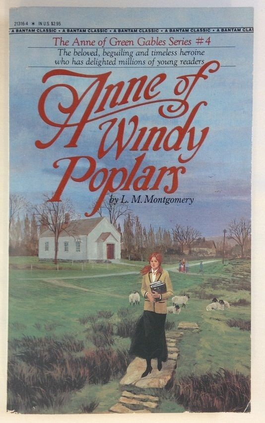 Anne of Windy Poplars by L. M. Montgomery (1981, Paperback) #4 in Series