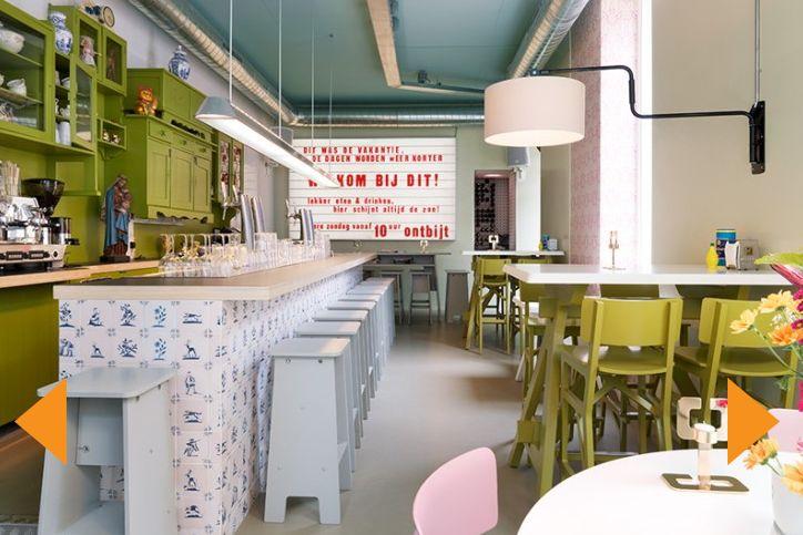Altijd gezellig is Eetbar DIT in de snellestraat al jaren populair in #Denbosch voor #Ontbijt #Lunch #Borrel of #Diner ! #Trendy #Hip #Hotspot #Koffie #Kidsproof