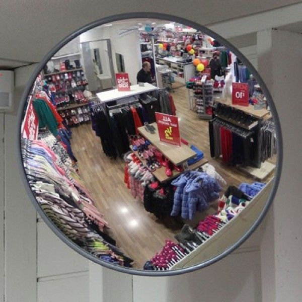 Internal Security and Safety Mirror 600mm Each