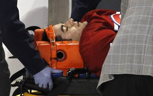 Worst NHL injuries. Including concussions.