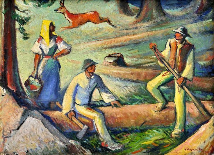 slovenské umenie - maľba - Hľadať Googlom