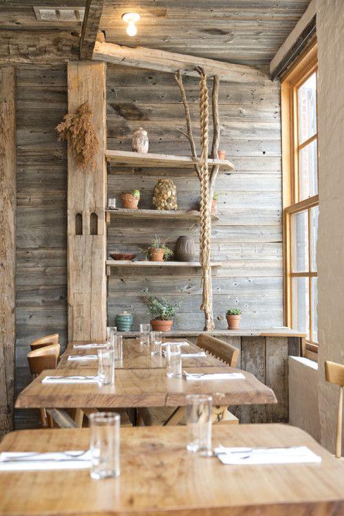 Best ideas about rustic restaurant on pinterest