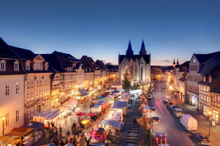 Weihnachtsmärkte entlang der Deutschen Fachwerkstrasse - Weihnachtsmarkt Mühlhausen