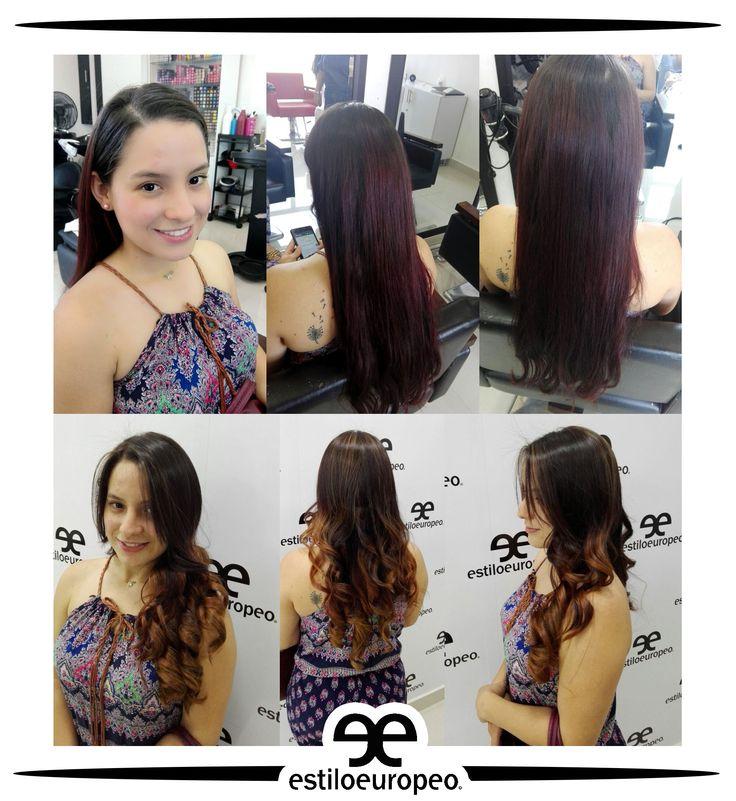 ¡Cambios que alegran tus días! Extracción de rojo a mechas balayage, trabajo realizado por nuestro Profesional y experto asesor de imagen Misael Ramirez 🔊Te esperamos🔊 Programa tus citas:  ☎ 3104444  📲 3015403439 Visítanos:  📍 Cll 10 # 58-07 Sta Anita . . . #Peluquería #Estética #SPA #Cali #CaliCo #PeluqueríaEnCali #PeluqueríasEnCali #BeautyHair #BeautyLook #HairCare #Look #Looks #Belleza #Caleñas #CaliPeluquería #CaliPeluquerías #SpaCali #EstéticaCali #MakeUp #CámarasDeBronceo…