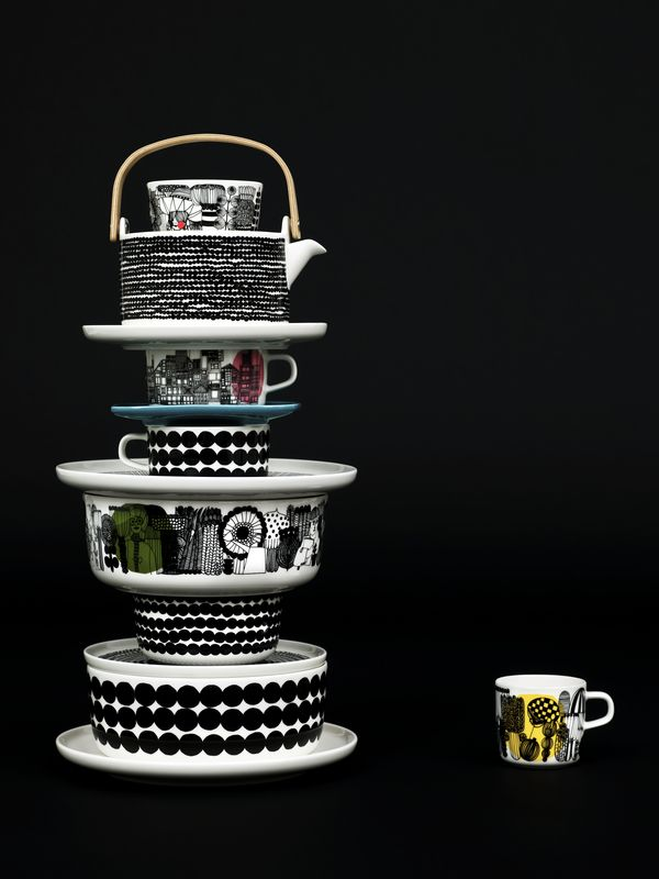 Marimekko Classics: Oiva dishes