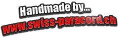 Dein Paracord Shop in der Schweiz mit original Paracord aus den USA importiert, grosses Sortiment an Zubehör und Tools, Anleitungen zum selber nach machen und vieles mehr.