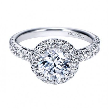 Find the engagement ring of your dreams at Emma Parker & Co. We offer over 1,500 styles including this beautiful vintage engagement ring setting. If you can't find what you like, we will make a ring for you.