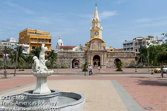 Cartagena Travel Guide: 13 Top Things To Do in Colombia's Sexiest City - Cartagena, Colombia.                  Walking Distance (5 min) from Casa de Guerrero. Getsemani-Cartagena