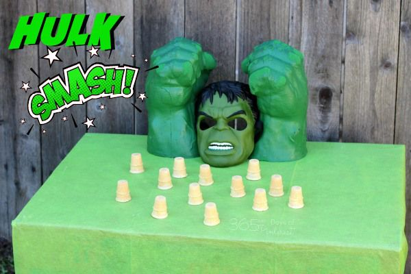 Easy ideas for an epic Avengers themed party. Great for kids and adults!