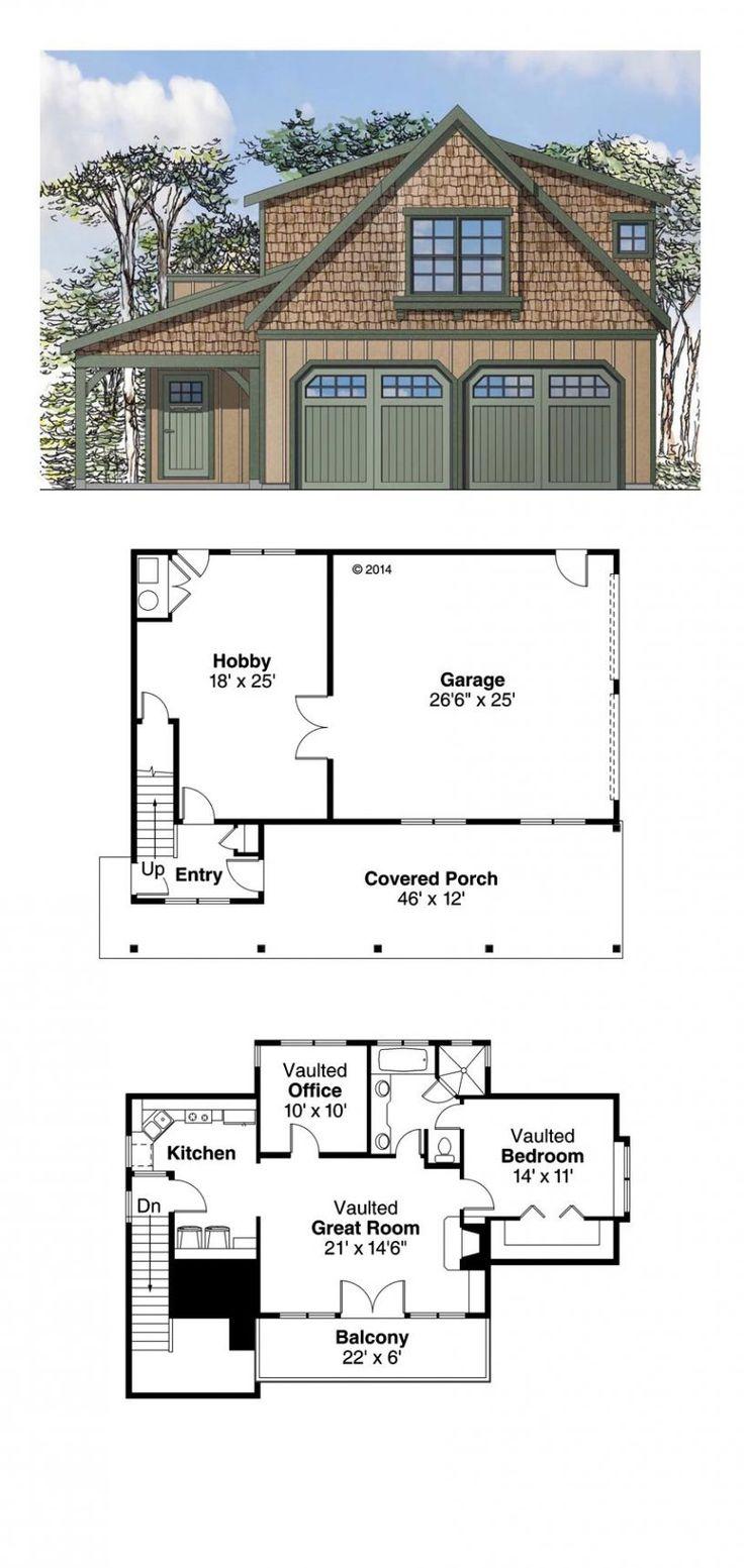 2 Bedroom Apartment Above Garage Plans 4 car garage house