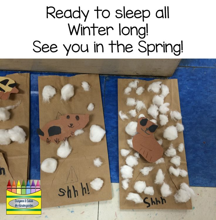 103 best hibernation images on pinterest preschool for Hibernation crafts for preschool