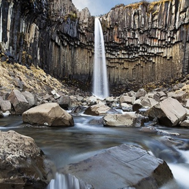"""Black Falls"" in Ireland"