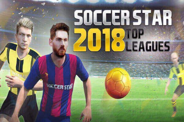 لعبة Soccer Star