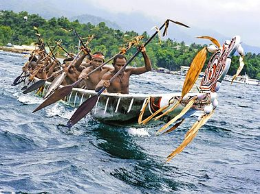 One of the best times to visit Alotau is in the first week of November when the annual Kenu and Kundu festival is held. http://www.blog.pagahill.com/#!Hello-Alotau/c2o6/563c50580cf23796cd8f8796