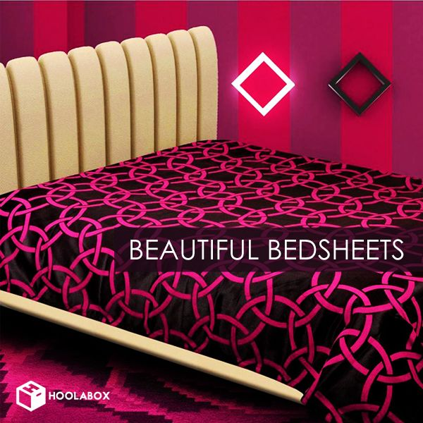 Buy cotton #Bed #sheets online at Hoolabox.com . India's largest online shopping store offers various deals and discounts on #cotton bed sheets, #silk bed sheets, #single bed sheets, #double bed sheets. ✓ Best Price in India ✓ Cash On Delivery  Please Visit:- http://hoolabox.com/152-bedsheets