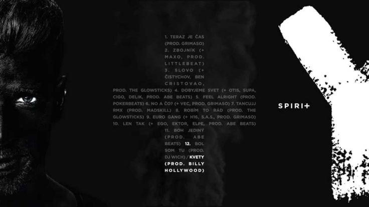 Majk Spirit - Kvety (prod. Billy Hollywood)