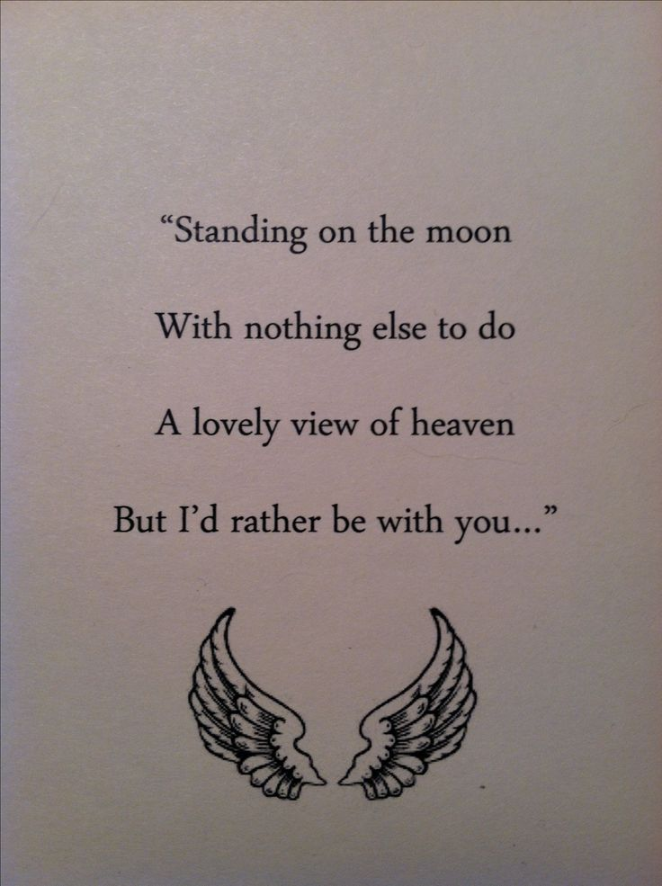 "For the memorial table at our wedding ""Standing on the Moon\"" ~ Grateful Dead"