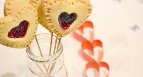 Cuori dolci di pasta frolla -tutorial- www.chiacchiereamenda.it