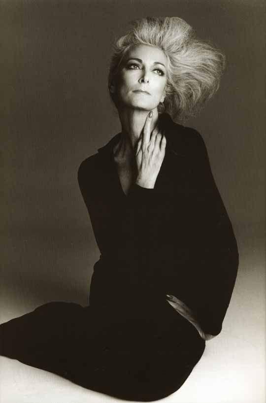 When I grow up I want to be like Carmen dell'Orefice.