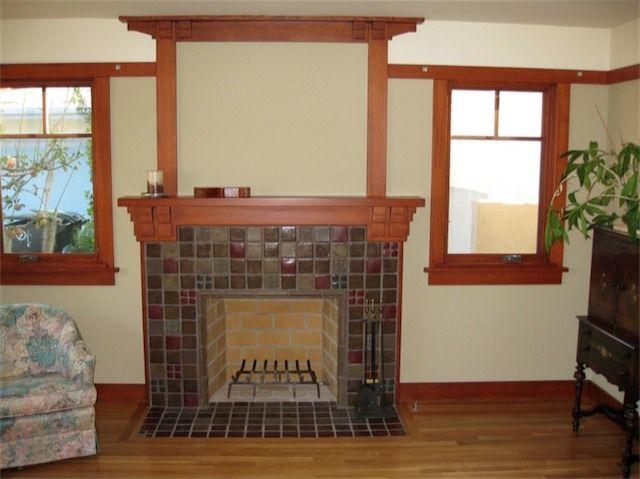 Craftsman Interior | Cape Cod Craftsman House Interior   Riviera Rich  Contractors   Redondo .