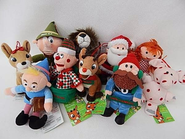 Residents of the Island of Misfit Toys