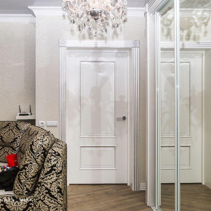 Межкомнатные двери RuLes в интерьере #дверь #межкомнатная #рулес #интерьер #квартира #русский_лес