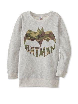 48% OFF Junk Food Kid's Batman Sweatshirt (Stneh)