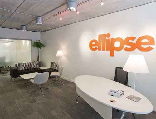 A Contemporary Office Design And Fit Out For Ellipse At