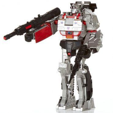 Boneco Transformers Generations Leader Megatron Hasbro Por: R$ 120,81