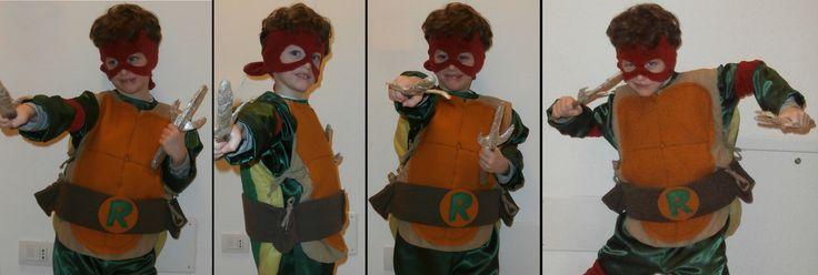 Tartarughe Ninja: carnevale alla riscossa!