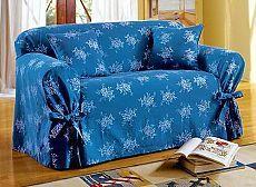 Чехлы на диван своими руками – 8 лучших мастер классов | Мой Милый Дом – идеи рукоделия, вязание, декорирование интерьеров
