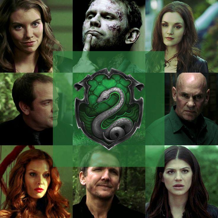 The Goblet of Hellfire: Supernatural Hogwarts Sorting - Slytherin [fanpup.me]