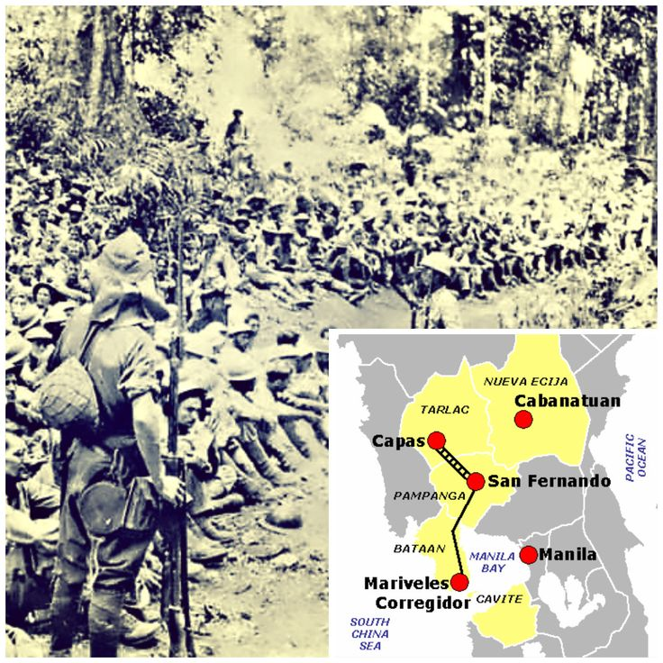 Remembering the Bataan Death March – April 9, 1942