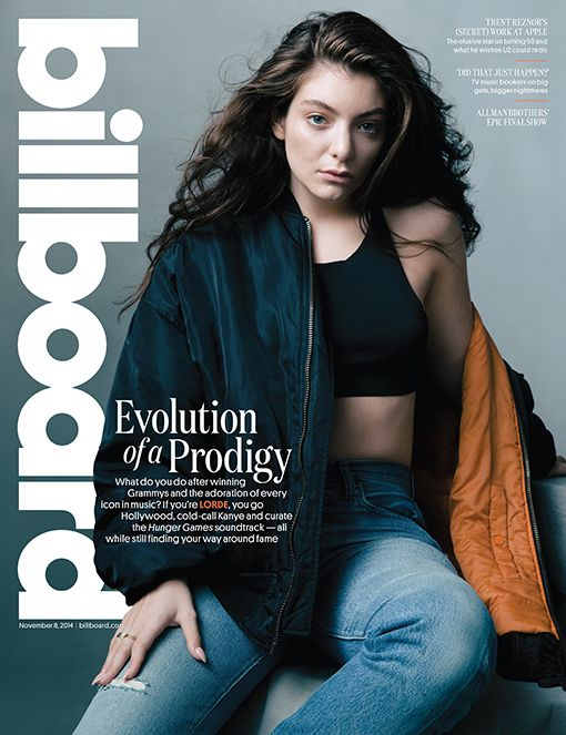 Billboard Cover Sneak Peek: 5 Things You Didn't Know About Lorde Before She Was Famous