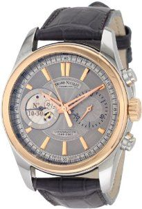 Armand Nicolet Men's 8649A-GL-P964GR2 L07 Limited Edition Classic Two-Toned Hand Wind Watch  $35,000.00