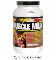 Cyto Sport Muscle Milk - 2.48 Lbs - Orange Creme Natures Ultimate Growth Formula!Muscle Milk is an evolutionary muscle formula promoting efficient fat burning. lean muscle growth and fast recovery from exercise. Metabolically favorable ingredients s http://www.comparestoreprices.co.uk//cyto-sport-muscle-milk--2-48-lbs--orange-creme.asp