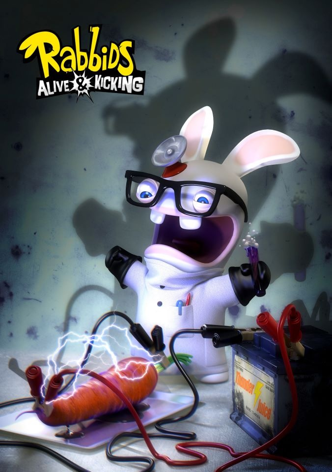 115 Best Images About Raving Rabbids On Pinterest Master