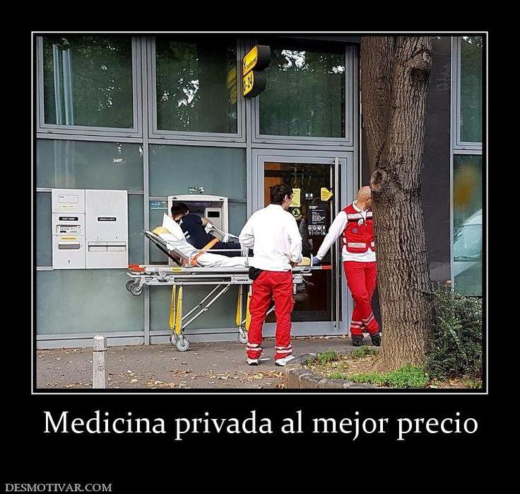Medicina privada al mejor precio