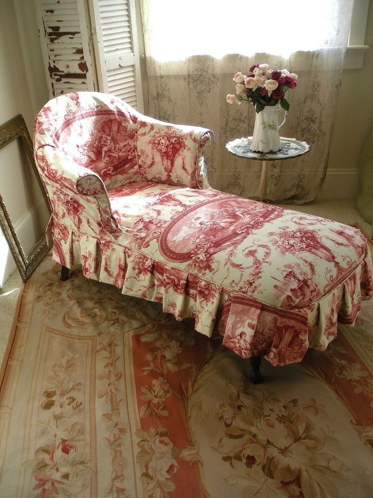 119 best chaise lounge images on pinterest chaise - Changer toile chaise longue ...