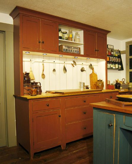 Collected Kitchen Cooktop with Downdraft Cupboard